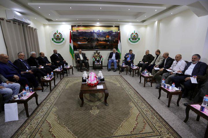 """معمر لـ""""النجاح"""": الفصائل دعت إلى تشكيل لجنة مشتركة لمتابعة تحقيقات تفجير موكب الحمدالله"""