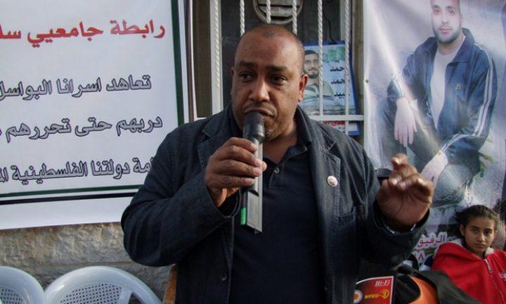 الإفراج عن مدير نادي الأسير ناصر قوس