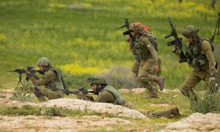بفعل التدريبات العسكرية.. الاحتلال يدمّر بعض المحاصيل الزراعية