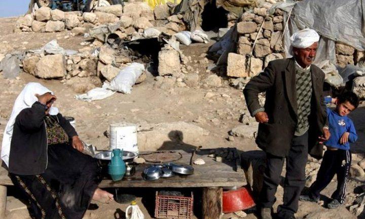 التماس لمحكمة الاحتلال لإخلاء 3 تجمعات بدوية في الخليل