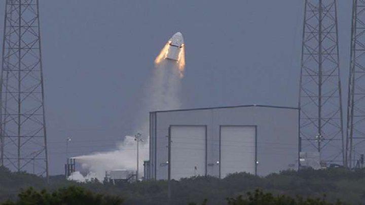 ناسا غاضبة من سبيس اكس بسبب خطأ في التصميم