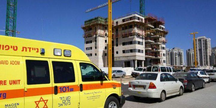 مصرع عامل خلال عمله في تل أبيب