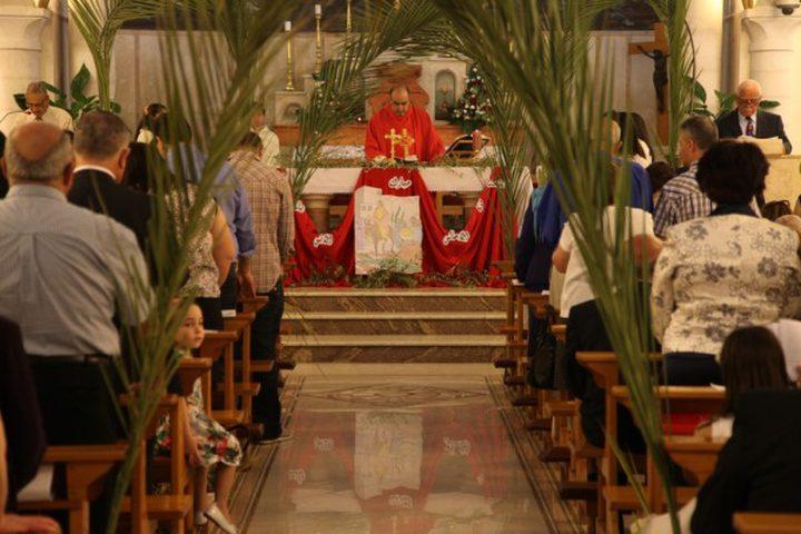 توقيع اتفاقية لترميم كنيسة العائلة المقدسة في رام الله