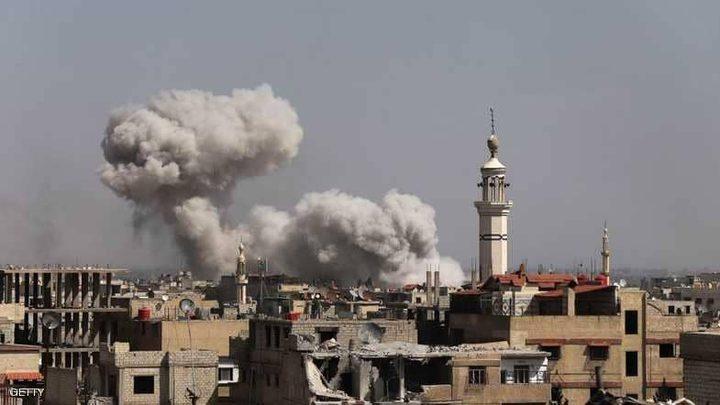 التلفزيون السوري: 35 قتيلاً في استهداف سوقا شعبيا بدمشق