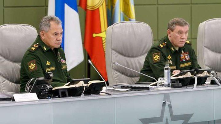 الدفاع الروسية: تم تحرير أكثر من 65% من أراضي الغوطة الشرقية