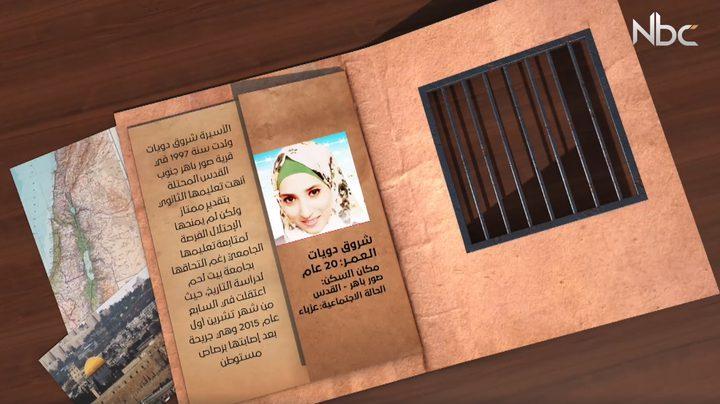هوية أسيرة: شروق دويات