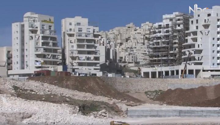 مخطط استيطاني لفرض السيطرة على الضفة وربط المستوطنات ببعضها (فيديو)