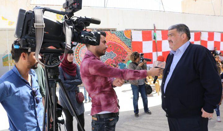 تربية وتعليم يطا وبالتعاون مع نقابة الصحافيين تنظم يومًا إعلاميًا