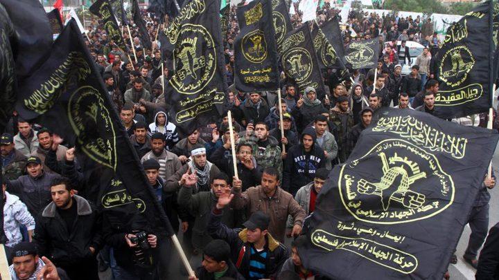 """قيادي في """"الجهاد"""": ندعم الرئيس عباس في مواجهة """"صفقة القرن"""""""