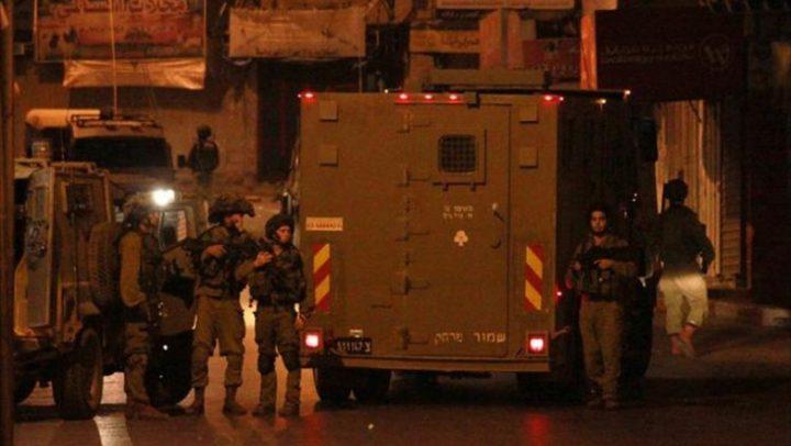 الاحتلال يقتحم شعفاط وسلوان في مدينة القدس المحتلة