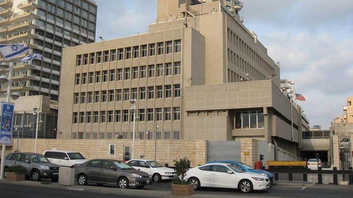 القناة العبرية الثانية: من المحتمل تأجيل افتتاح السفارة الأمريكية في القدس