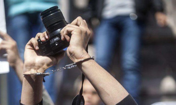 مطالبات دولية بوقف جرائم الاحتلال ضد الصحفيين الفلسطينيين