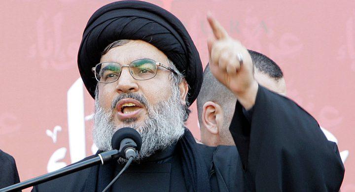 """حسن نصر الله يُعلن عن برنامج """"حزب الله"""" الانتخابي"""