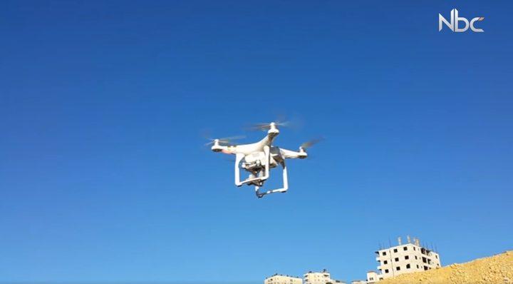 الاحتلال يحظر على الفلسطينيين استخدام طائرات التصوير (فيديو)