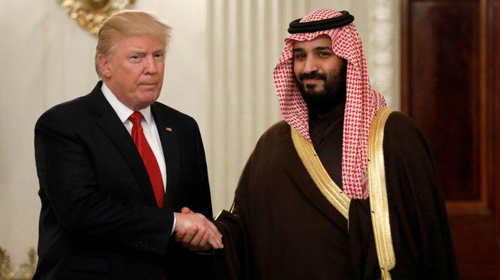 عين ترامب على ثروة السعودية