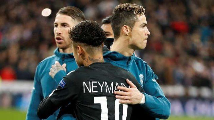 """وكيل أعمال """"إسرائيلي"""" يقود عملية انتقال نيمار إلى ريال مدريد"""