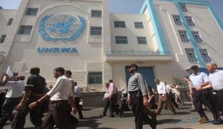 """الكويت تسلم """"أونروا"""" مليوني دولار لدعم الفلسطينيين"""