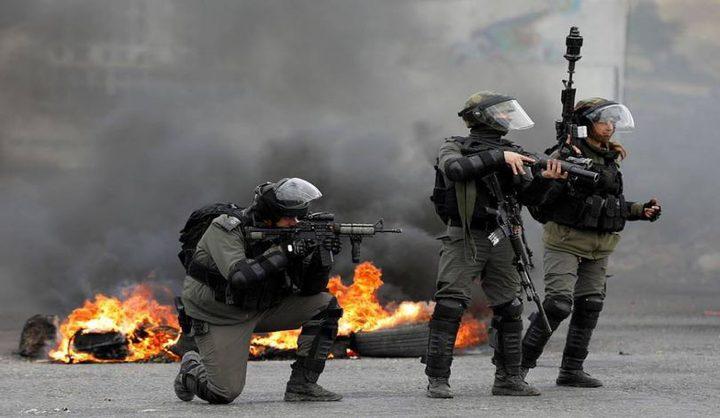 """61 % من """"الإسرائيليين"""" يخشون تصعيداً فلسطينياً محتملا بعد نقل السفارة الأمريكية"""