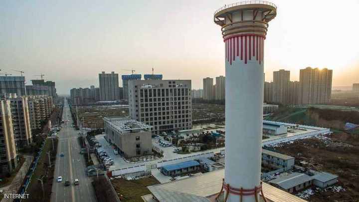 الصين تبني منقيات هواء ضخمة في أنحاء البلاد!