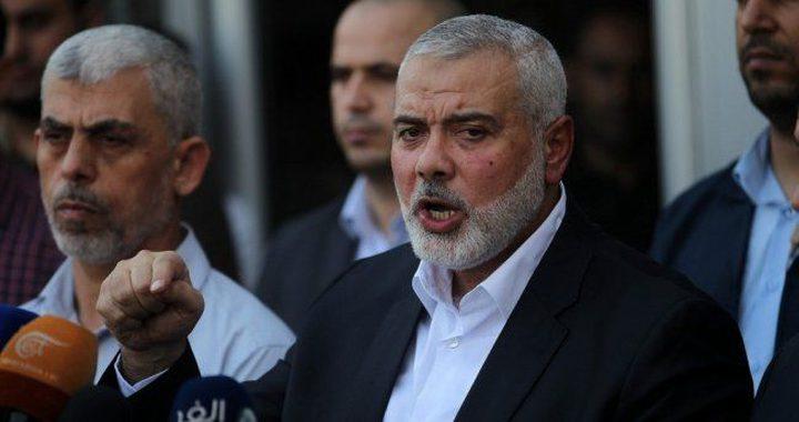 """هنية: توقيت تفجير موكب """"الحمد الله"""" في غزة خطير سياسياً وميدانياً"""