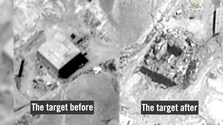 هل أخطأت اسرائيل بكشف المعلومات حول ضرب المفاعل السوري؟
