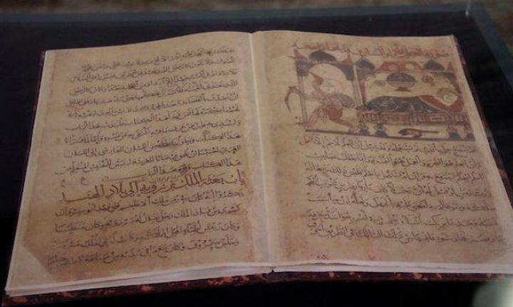 تقنية لبنانية لترميم المخطوطات القديمة!