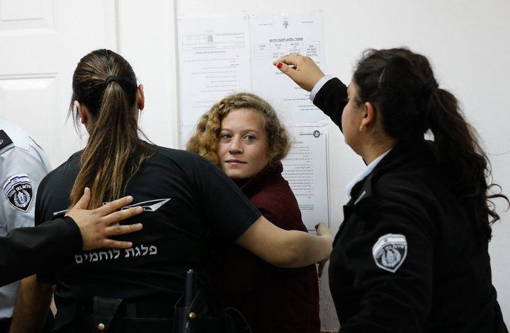قراقع: الحكم على عهد التميمي جزء من الاعتداء المتواصل على الأسرى