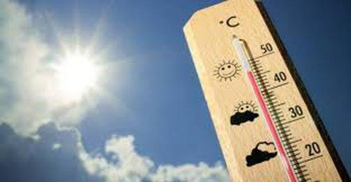 """""""الأرصاد"""" ترصد الأعوام الأكثر حرارة"""