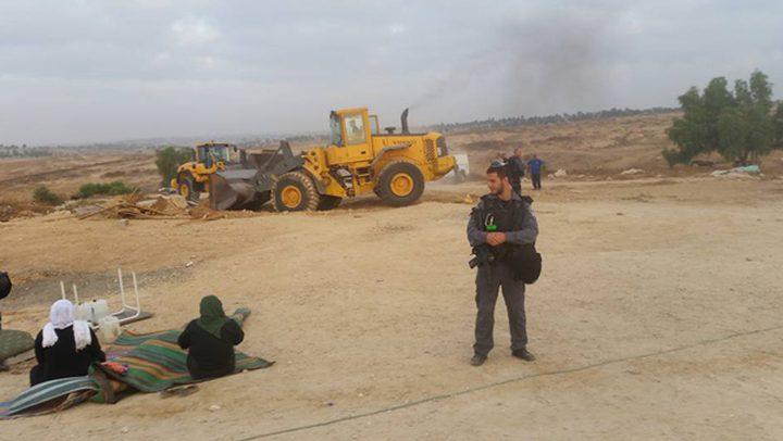 للمرة 126 على التوالي.. جرافات الاحتلال تهدم العراقيب
