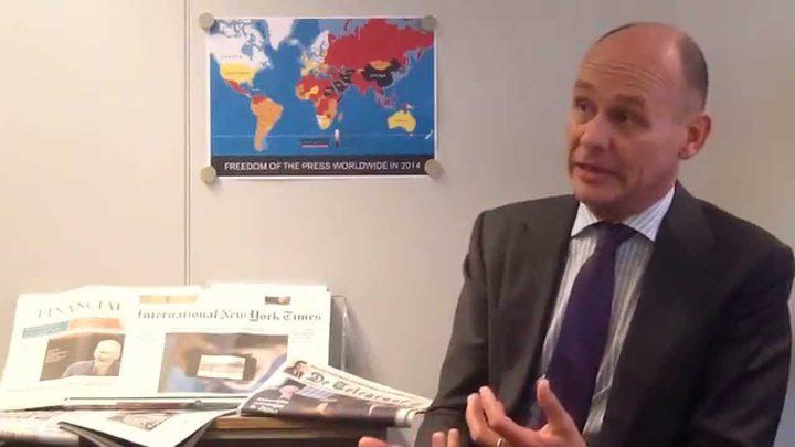 السفير الهولندي لحقوق الإنسان يطلع على مجمل التطورات
