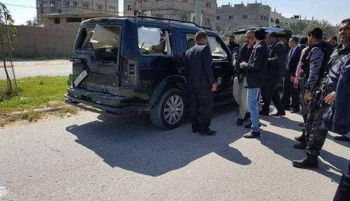 أبو يوسف: على حماس أن تقدم دلائل أكثر حول تفاصيل استهداف الموكب