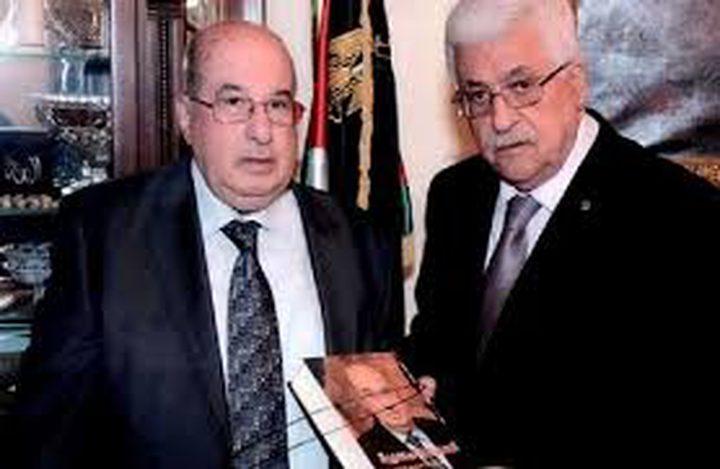 """الرئيس عباس يصل الأردن للاجتماع بالزعنون تحضيرًا لاجتماعات """"المجلس الوطني"""""""