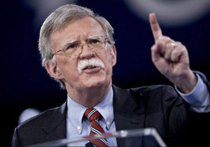عشراوي: تعيين بولتون سيؤدي إلى زيادة التشدد في الموقف الأميركي تجاه الفلسطينيين