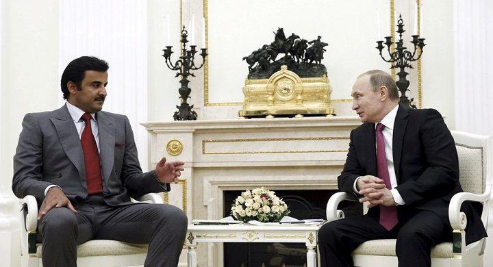 الكرملين: بوتين يجتمع مع أمير قطر في موسكو الاثنين المقبل