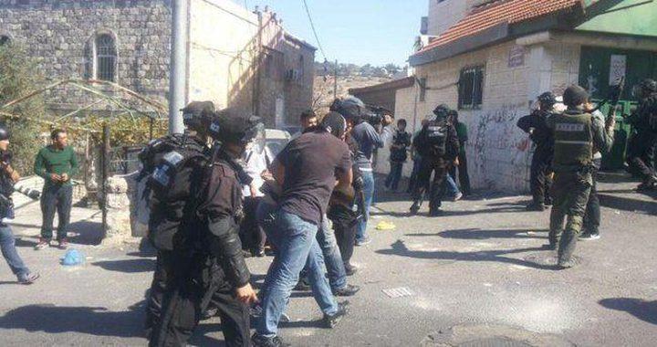 """اعتقال المصور الصحافي """"أكرم العمور"""" في مواجهات شرق بيت لحم"""