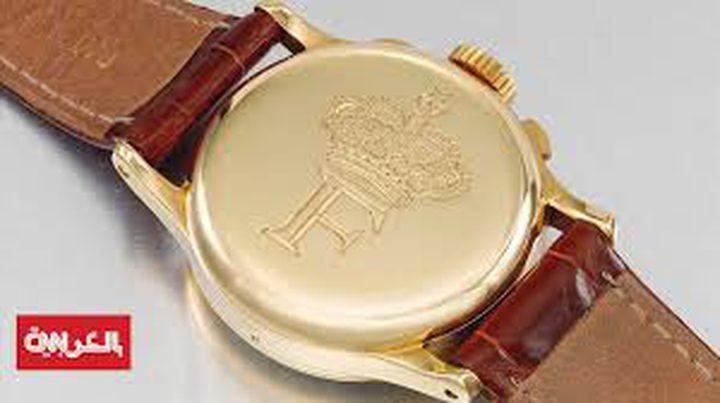 """بيع ساعة للملك """"فاروق"""" بنحو مليون دولار في مزاد بدبي"""