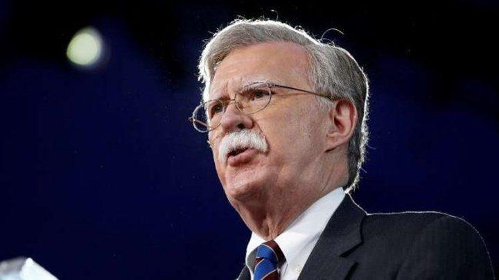 تعليقاً على تعيين بولتون: ايران ستعزز علاقتها بروسيا والصين