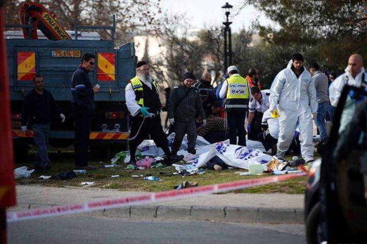 العثور على جثة رجل قتل طعنا في القدس