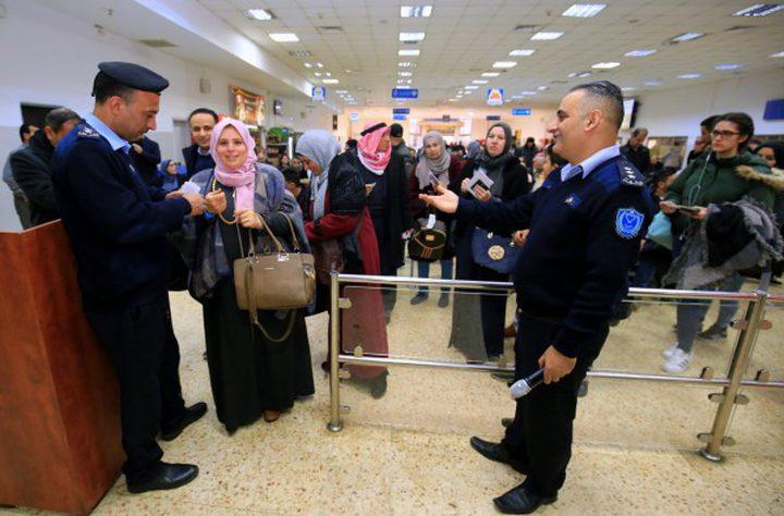 الشرطة: 35 ألف مسافر تنقلوا عبر معبر الكرامة