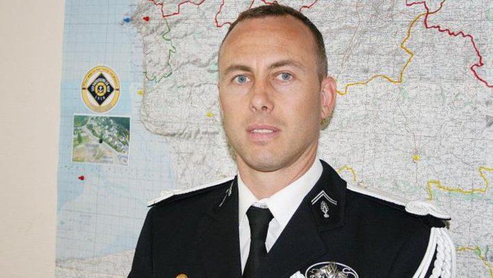 وفاة الضابط الفرنسي الذي بادل نفسه بأحد الرهائن