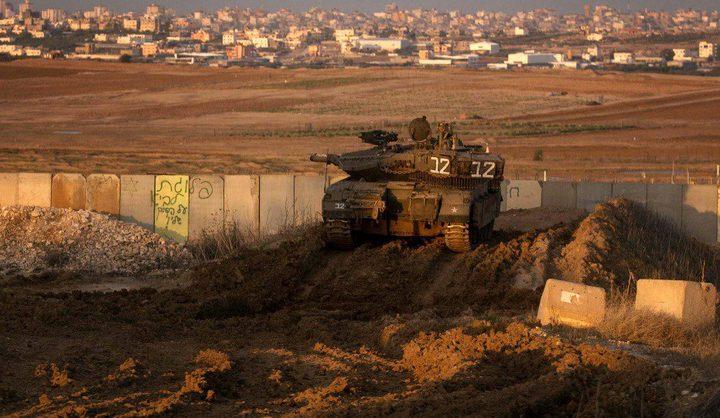 """قوات الاحتلال تطلق النار من موقع """"صوفا"""" شرق رفح تجاه الأراضي الزراعية"""
