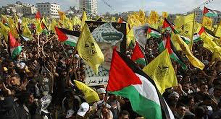 فتح: مسيرة العودة استمرار لمسيرة الكفاح التحرري الذي يخوضه شعبنا