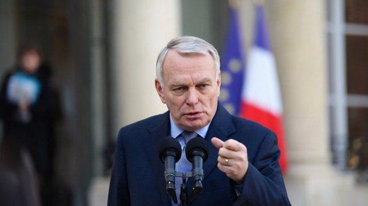 وزير الخارجية الفرنسي يزور فلسطين غدا.. والمغربي الثلاثاء