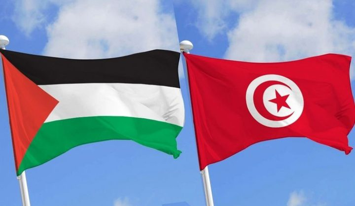الفاهوم يناقش مع المدير العام لوكالة تونس سبل المشاركة الفلسطينية