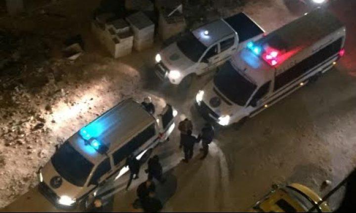 الشرطة توضح تفاصيل العثور على جثة فتاة من نابلس معلقة بحبل في شقة