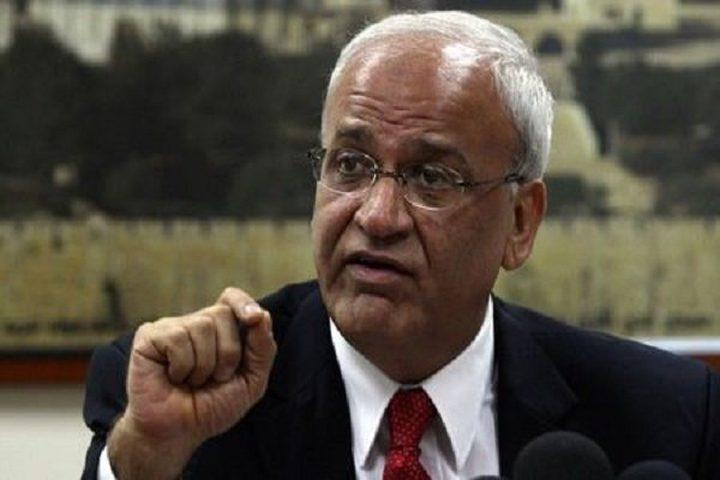 عريقات: الهوية الفلسطينية متجذرة منذ مطلع التاريخ في القدس