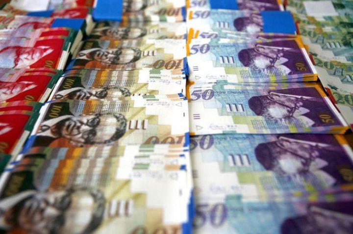 إسرائيل تقتطع 59 مليون شيكل من أموال المقاصة في أول شهور 2018