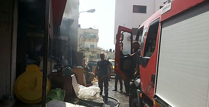 الدفاع المدني يتعامل مع 174 حادث اطفاء وانقاذ خلال اسبوع