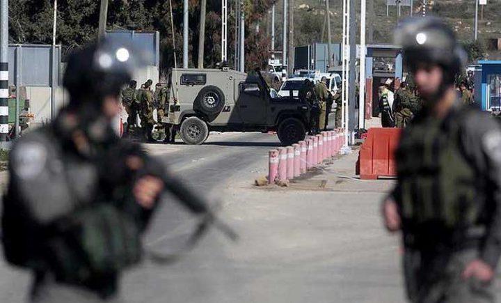 اعتباراً من الخميس المقبل.. الاحتلال يفرض إغلاقاً شاملاً على الضفة وغزة