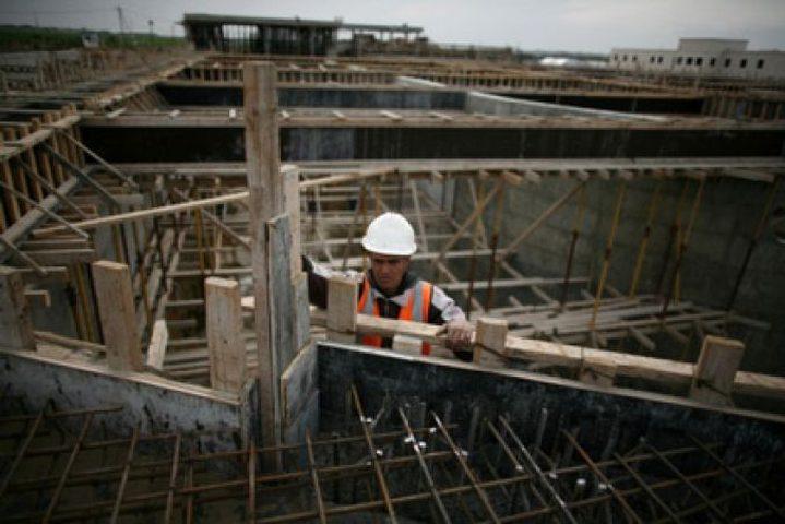 الاحصاء: ارتفاع مؤشر أسعار تكاليف البناء في شباط الماضي